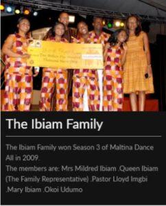 Maltina Dance All Past Winners