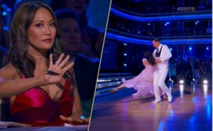 Dancing With The Stars Ryan Lochte - Protestors Storm The Stage After Ryan Lochte Performance