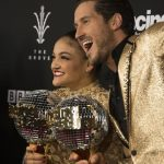 Dancing with the Stars Winners: Laurie Hernandez and partner Val Chmerkovskiy Named Winners of DWTS Season 23