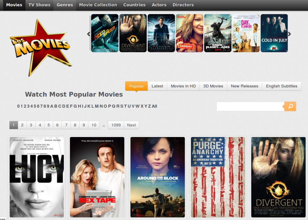 Los Movies - Losmovies.com   Watch Free Movies Online