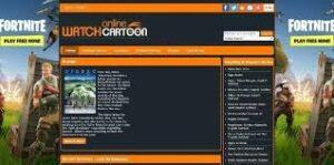 Watchcartoononline website