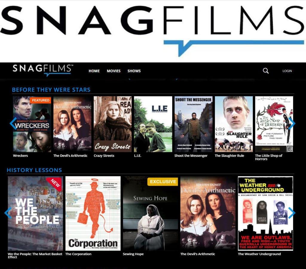 Snag Films - www.snagfilms.com | Watch Free Snag Movies Online