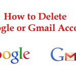 How to Delete a Google Account | Remove Google Accounts