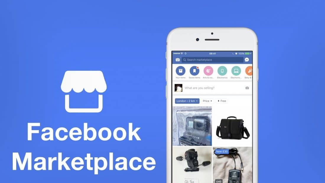 How to get Facebook Marketplace - Facebook Marketplace