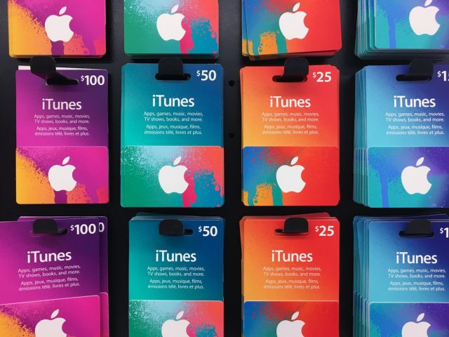 iTunes Gift Card - How To Buy and Redeem iTunes Gift Card