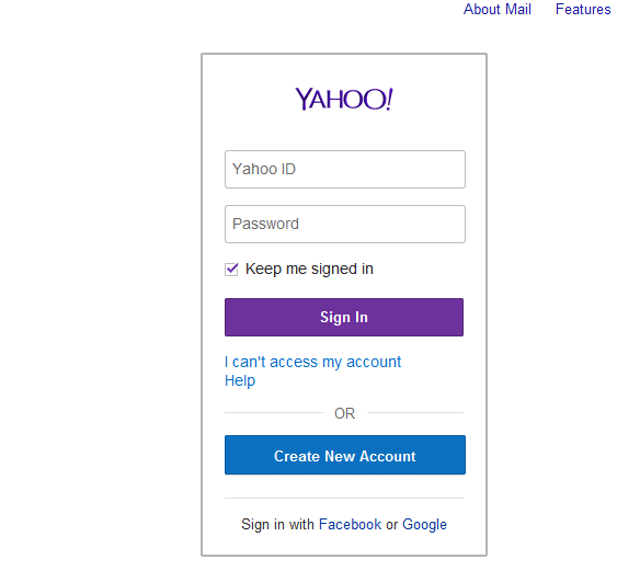 Yahoo Mail Sign In - Yahoo Mail Password Reset | Yahoo Mail Sign InLlogin