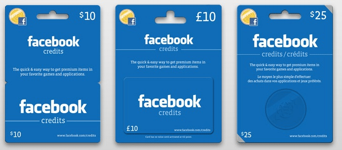 Facebook Gift Card - How to Give Gift Cards on Facebook