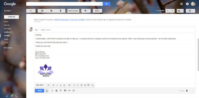 Gmail Signature - How to Add Signature to Gmail Messages in 5 Steps
