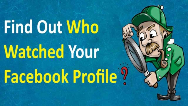 Who Viewed my Facebook Profile - Profile Tracker for Facebook