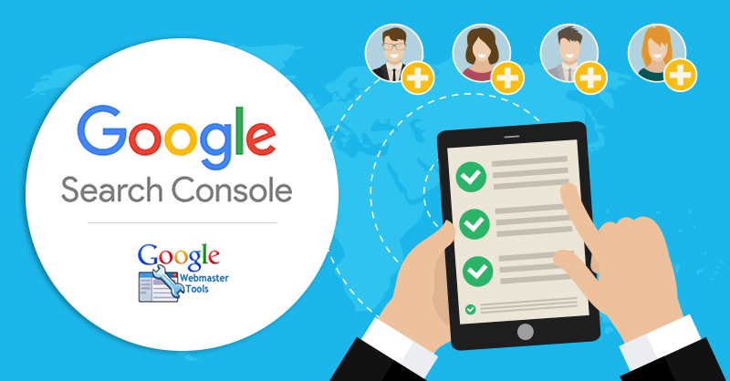Submit URL to Google - How to use Google Search Console
