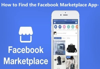 Facebook Marketplace App - How to Find the Marketplace App | Facebook Leads