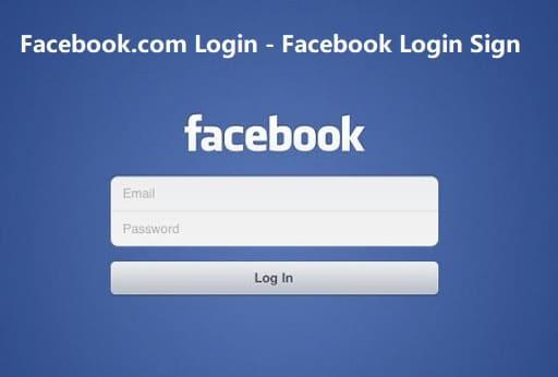 Facebook com Login - Facebook Login Sign