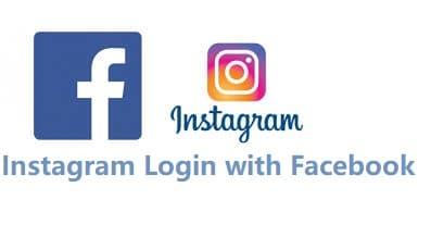 Instagram Login Online - Instagram Login with Facebook