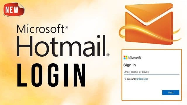 Hotmail Sign In | www.hotmail.com Sign in/Login| Hotmail Sign Up