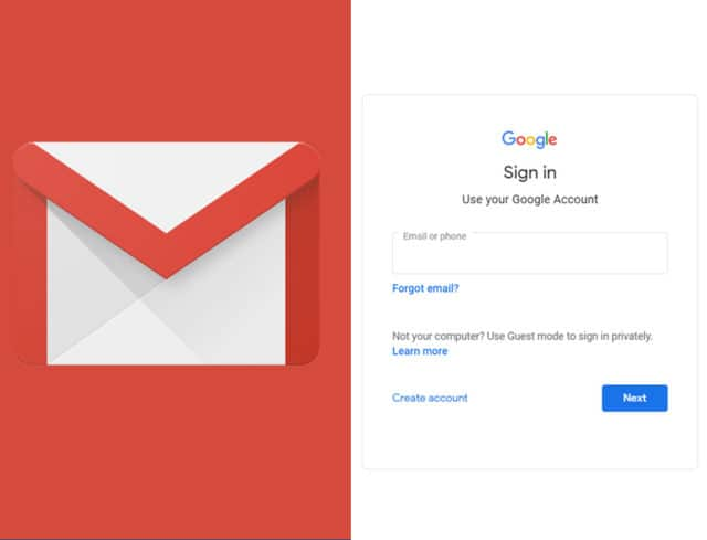 Google Email login – Multiple Gmail Account Login | Gmail Account Sign Out