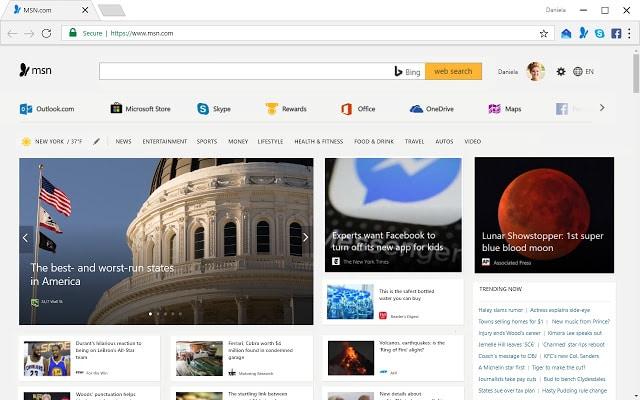 MSN Homepage – What is MSN News | MSN com