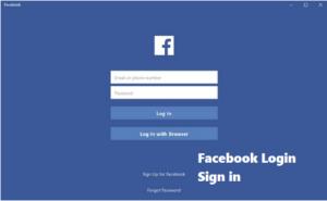 Facebook Login Sign in - Facebook Login in | Facebook com Login