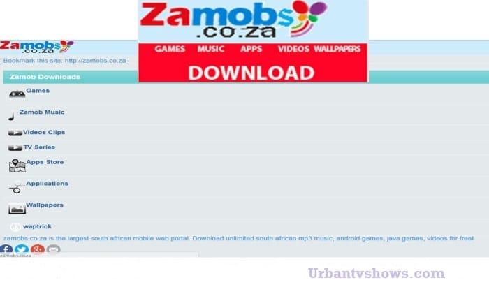 Zamob - Download Zamob MP3, Games, Videos   www.zamobs.co.za